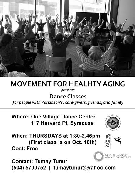 Movement for Healthy Aging